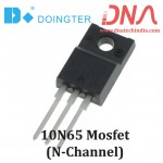 10N65 N-Channel MOSFET (Doingter)