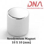 Neodymium Magnet 10X10(mm)