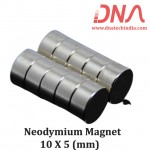 Neodymium Magnet 10mm x 5mm
