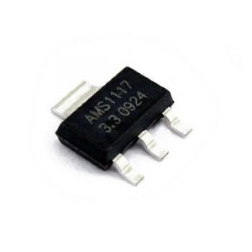 LM1117-3.3V SMD Voltage Regulator