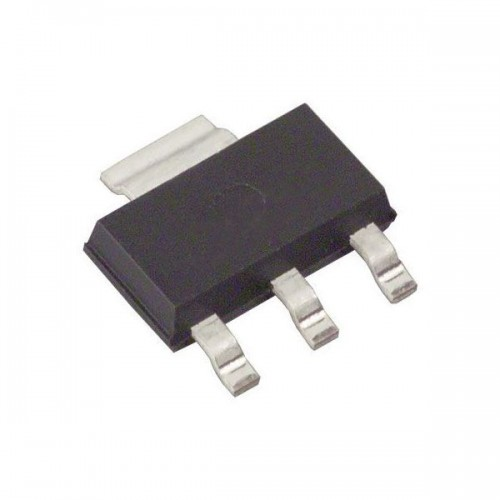 LM1117-Adjustable SMD Voltage Regulator