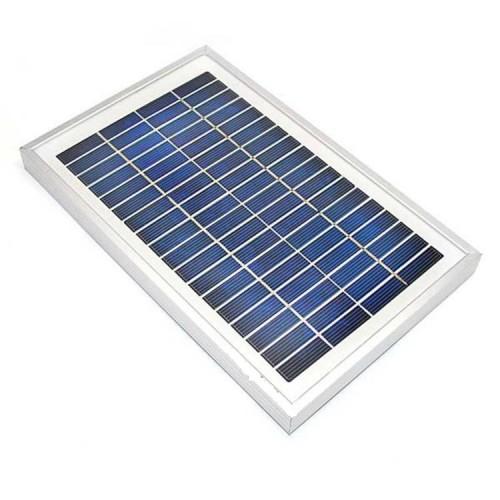 Solar Panel 12 Volt 5 Watt