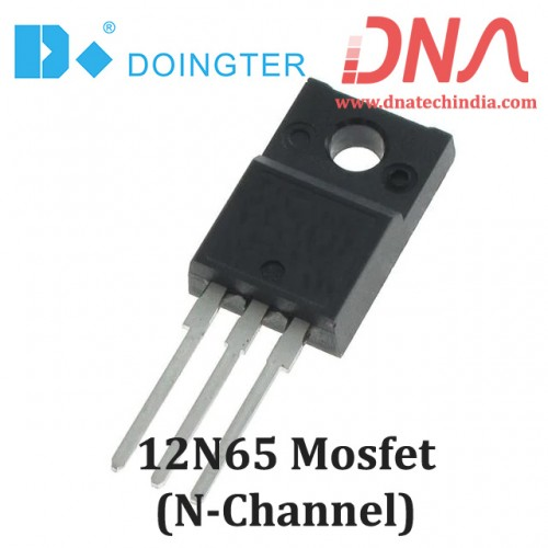 12N65 N-Channel MOSFET (Doingter)