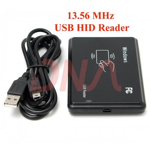 13.56MHZ USB Desktop RFID Reader