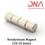 Neodymium Magnet 13X10(mm)