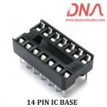 14 PIN IC BASE