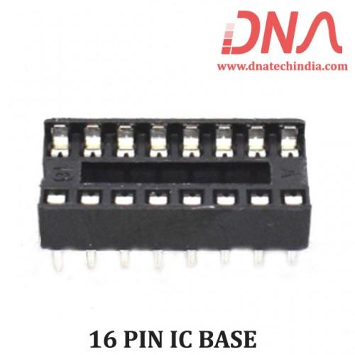 16 PIN IC BASE