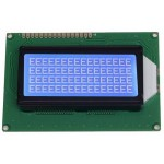 JHD164 16X4 Blue LCD Display