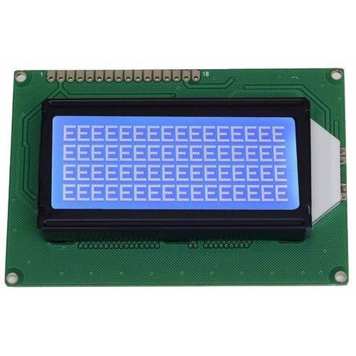 JHD164 16X4 Blue LCD Display