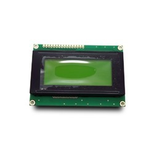 JHD164 16X4 Green Alphanumeric Display