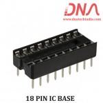 18 PIN IC BASE