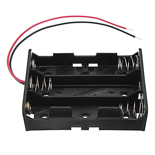 18650 Battery Holder for 3 Battery