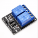 5 Volt 2-Channel Isolated Relay Module