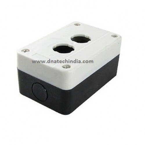 2 Way Push Button Box