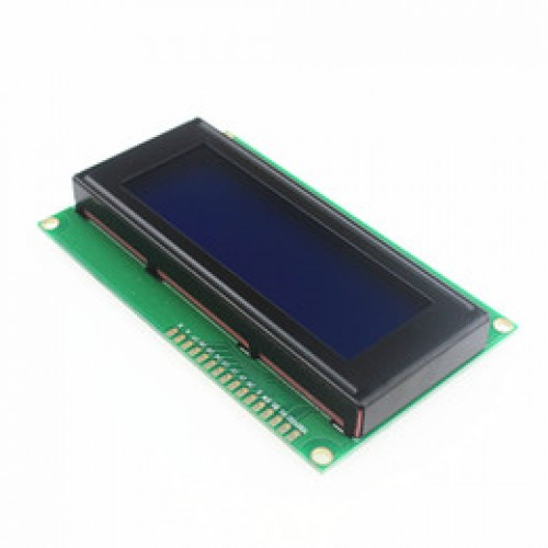 20X4 Blue LCD Display JHD204