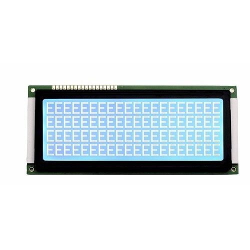 JHD204 20X4 Blue Jumbo LCD Display
