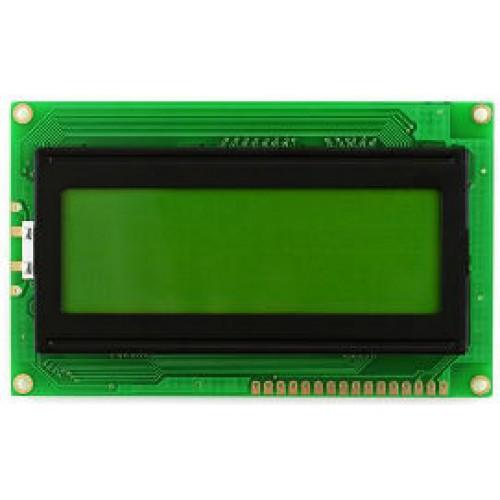 JHD204 20X4 Green LCD Display