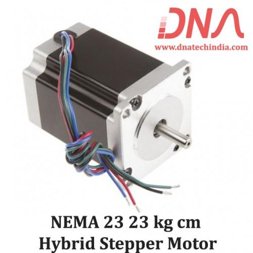 NEMA 23 23 kg cm Hybrid Stepper Motor