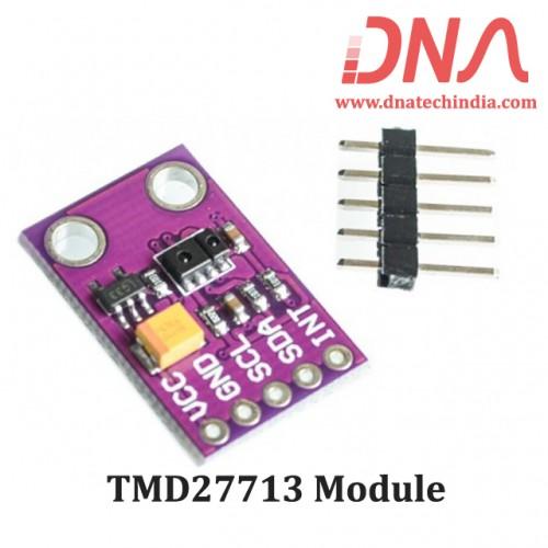 TMD27713 DIGITAL ALS and PROXIMITY MODULE
