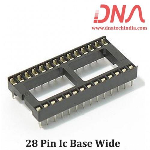 28 PIN IC BASE WIDE