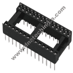 28 PIN IC BASE WIDE