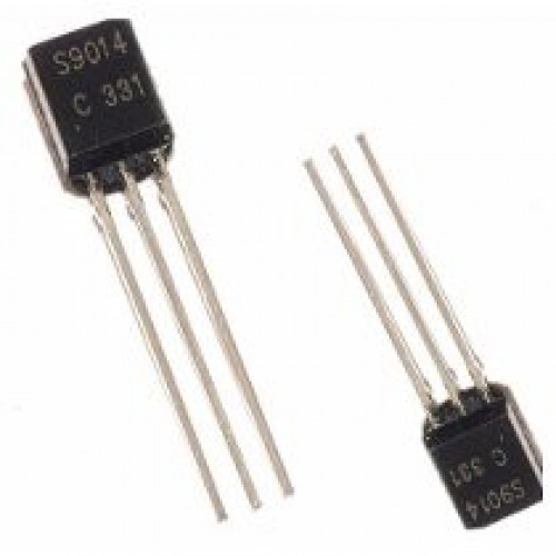 purchase online in india 2sc9014 npn transistor at low cost from dna