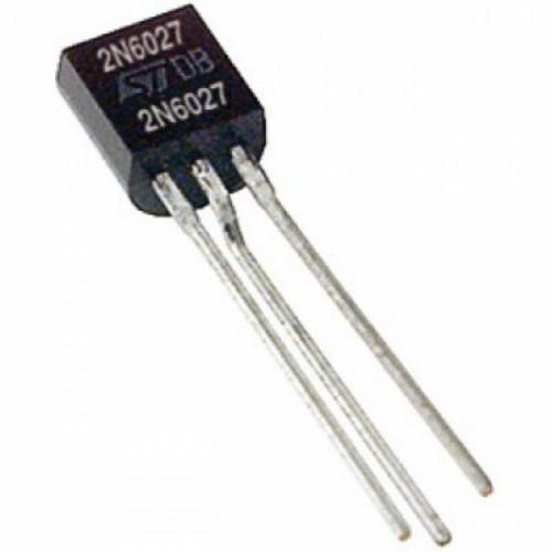 2N6027 Programmable Unijunction Transistor