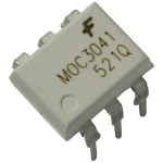 MOC3041 Optoisolator Triac Driver