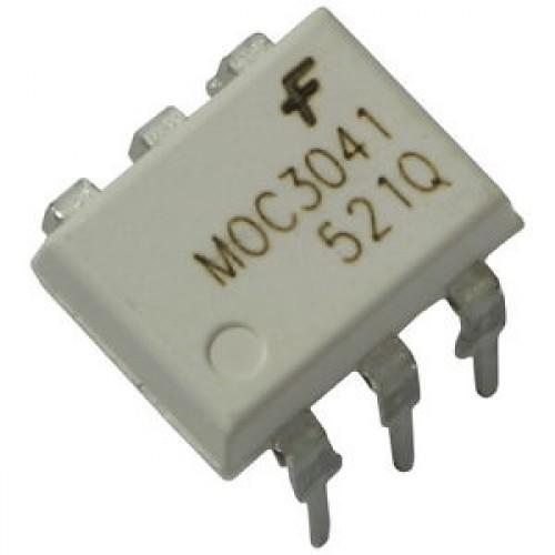 MOC3041 Optoisolator Triac Driver