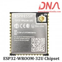 ESP32 ­WROOM­ 32U Chipset