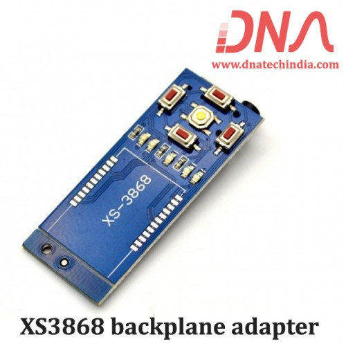 XS3868 backplane adapter