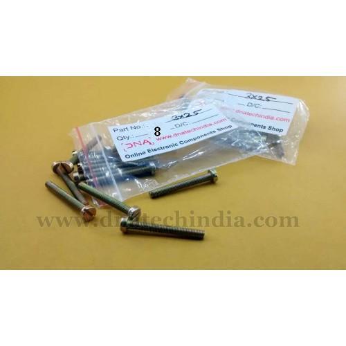 3mm X 25mm Screw