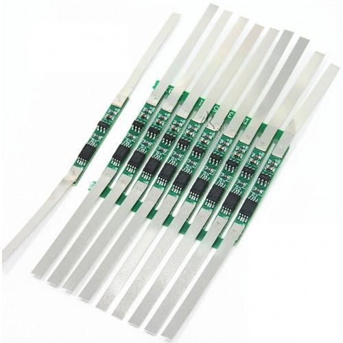 1S Li-ion 3 Amp For 3.7 Volt lithium Battery Cell BMS Module