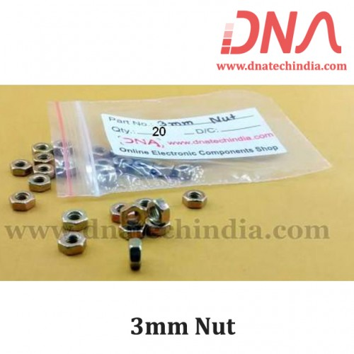 3mm Nut