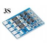 3S Battery Balancer And Battery Charging BMS HX-JH-001 3S Module