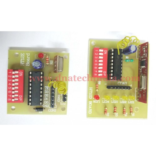 433Mhz 4 Bit Wireless Module