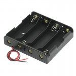 18650 Battery Holder for 4 Battery