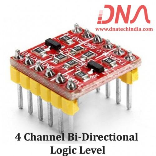 4 Channel Bi-Directional Logic Level