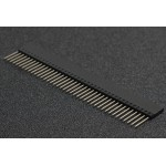 1x40 2.54 mm Berg Strip - Stackable Female Header 40 Pin