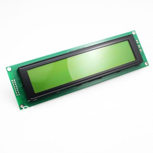 ALPHANUMERIC LCD 40x4