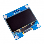 4Pin 128X64 White Color OLED Display Module