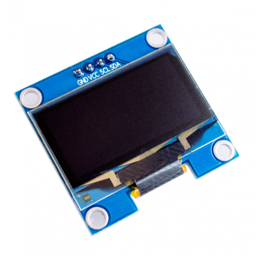 4 Pin 128X64 Yellow Blue Color OLED Module