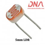 5mm LDR (Light Dependent Resistor)