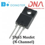 5N65 N-Channel MOSFET (Doingter)