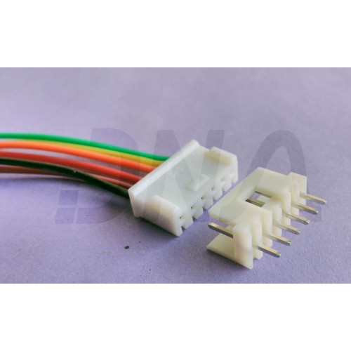 Purchase Online 6 Pin Relimate SHS Straight Connector In