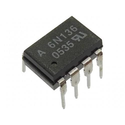 6N136 Optocoupler