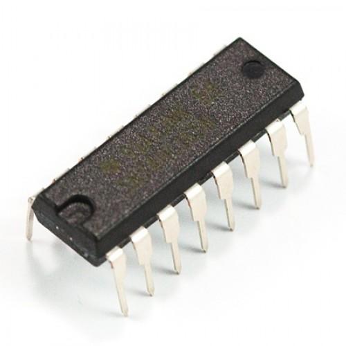 74HC4052 Multiplexer / Demultiplexer