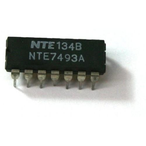 74LS93 BINARY COUNTER IC