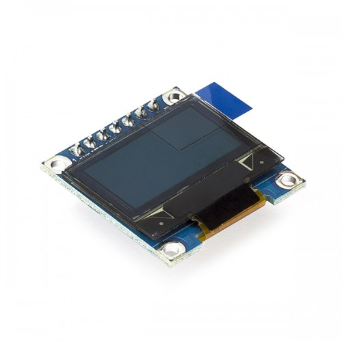 7Pin 128X64 White Color OLED Display Module