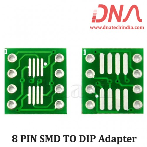 8 PIN SMD TO DIP Adapter